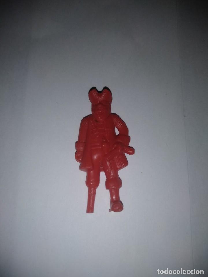 MUÑECO DUNKIN PIRATA PATAPALO (Juguetes - Figuras de Goma y Pvc - Dunkin)