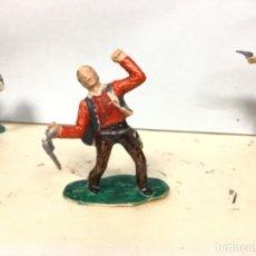 Figurines en Caoutchouc et PVC: FIGURA VAQUERO REAMSA VIRGINIA CITY NO PECH LAFREDO JECSAN COMANSI. Lote 105365259