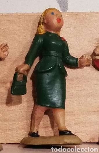 Figuras de Goma y PVC: TEIXIDO FAMILIA ULISES - Foto 5 - 182301427