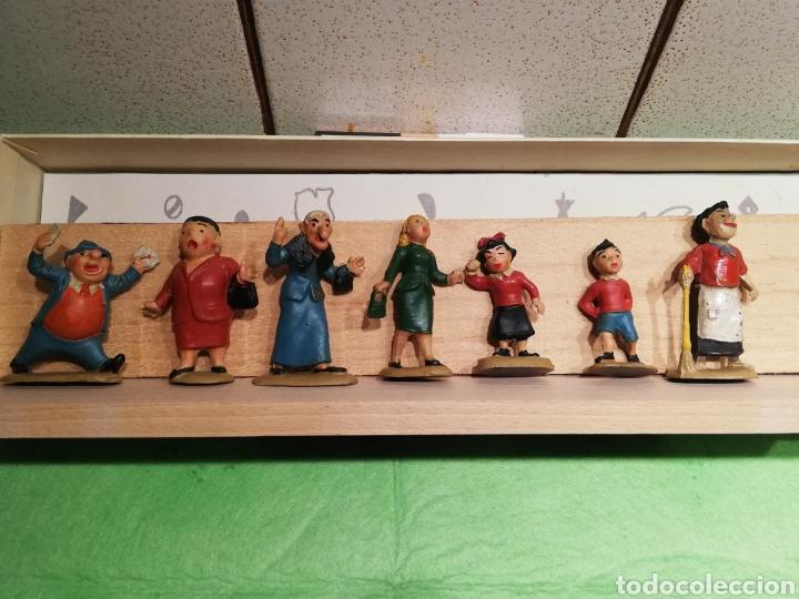 TEIXIDO FAMILIA ULISES (Juguetes - Figuras de Goma y Pvc - Teixido)