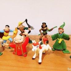 Figuras de Goma y PVC: DRAGONES Y MAZMORRAS. Lote 182433225