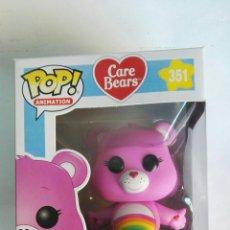 Figuras de Goma y PVC: CARE BEARS POP! OSOS AMOROSOS ROSA. Lote 182452016
