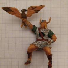 Figuras de Goma y PVC: FIGURA ESTEREOPLAST GUNDAR DIFICIL. Lote 182525547