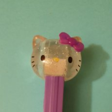 Dispensador Pez: DISPENSADOR PEZ HELLO KITTY. Lote 182531655