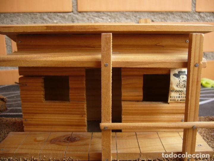 Figuras de Goma y PVC: CABAÑA SOBRE BASE TEIXIDO - Foto 8 - 182603068