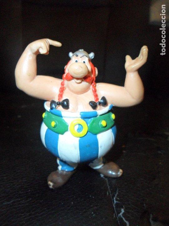 Figuras de Goma y PVC: OBELIX - FIGURA PVC DE ASTERIX - MARCA: COMICS SPAIN - Foto 2 - 182613811
