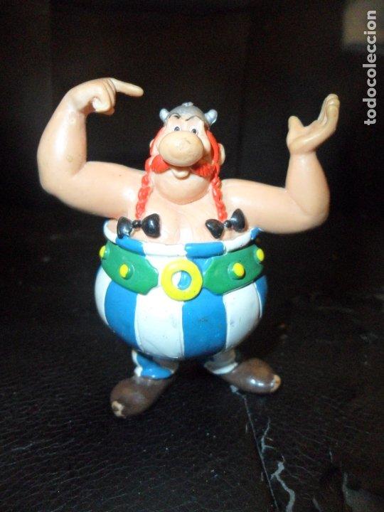 OBELIX - FIGURA PVC DE ASTERIX - MARCA: COMICS SPAIN (Juguetes - Figuras de Goma y Pvc - Comics Spain)