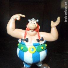 Figuras de Goma y PVC: OBELIX - FIGURA PVC DE ASTERIX - MARCA: COMICS SPAIN. Lote 182613811