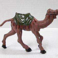 Figuras de Goma y PVC: CAMELLO . SERIE LAWRENCE DE ARABIA . REALIZADO POR REAMSA . AÑOS 50 EN GOMA. Lote 182660295
