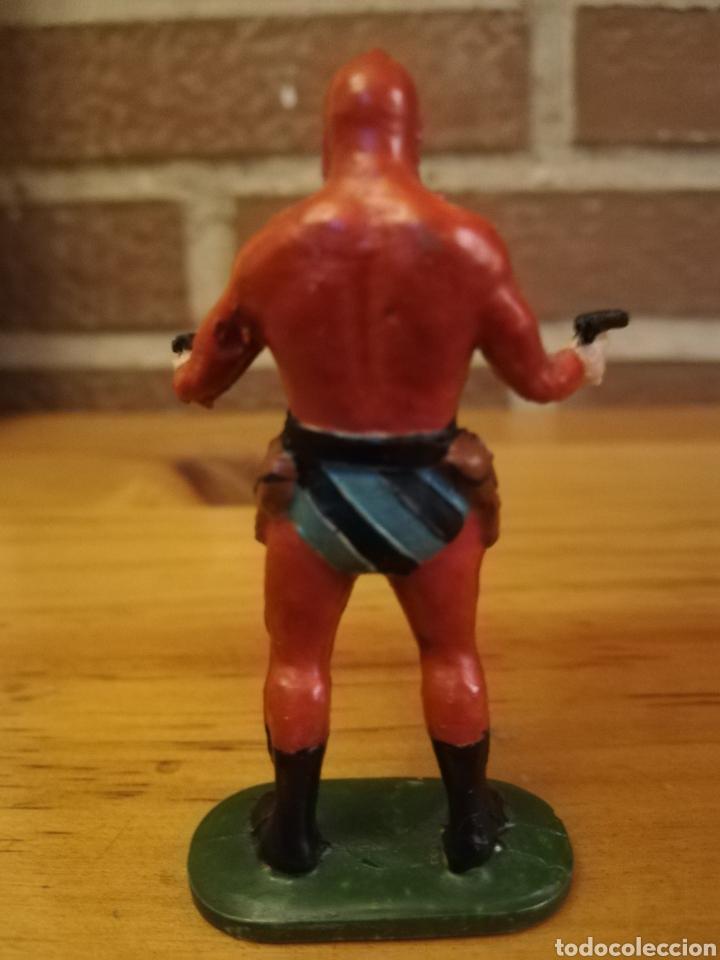 Figuras de Goma y PVC: Estereoplast hombre enmascarado - Foto 2 - 182688783