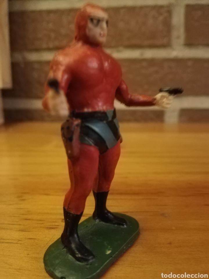 Figuras de Goma y PVC: Estereoplast hombre enmascarado - Foto 3 - 182688783