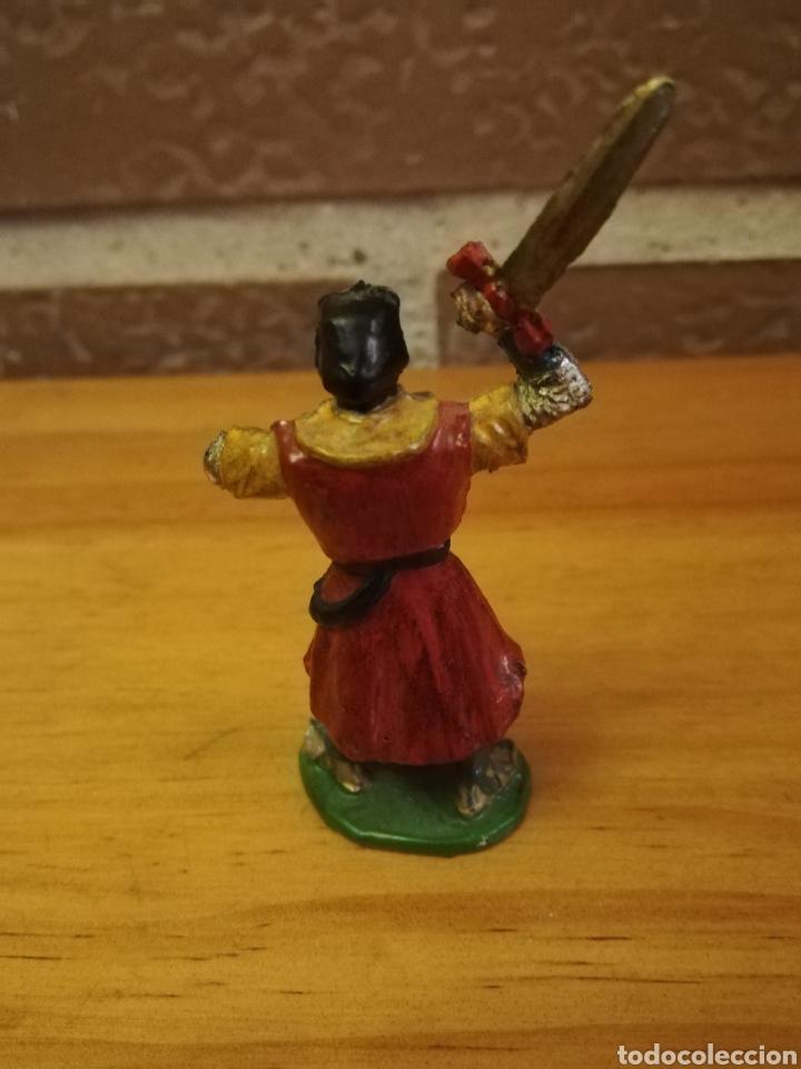 Figuras de Goma y PVC: Estereoplast capitán trueno - Foto 2 - 182696066
