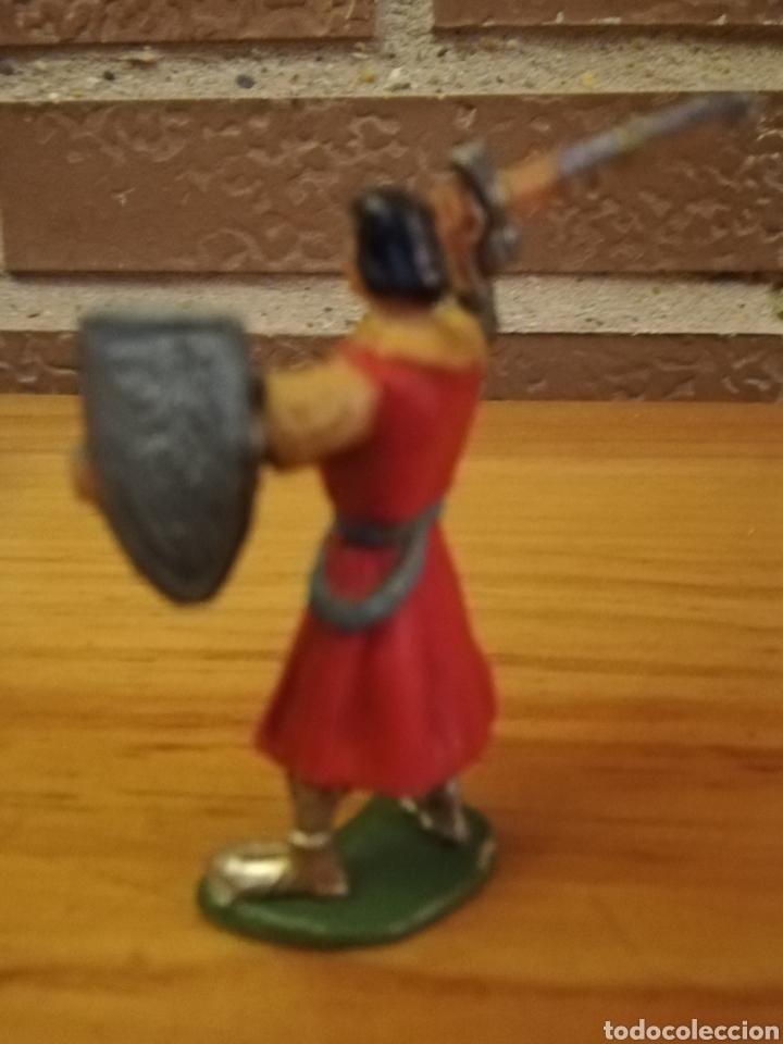 Figuras de Goma y PVC: Estereoplast capitán trueno - Foto 2 - 182696296