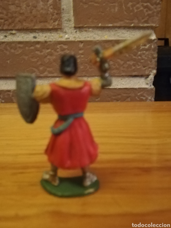 Figuras de Goma y PVC: Estereoplast capitán trueno - Foto 3 - 182696296