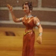 Figuras de Goma y PVC: ESTEREOPLAST CLAUDIA JABATO. Lote 182698230