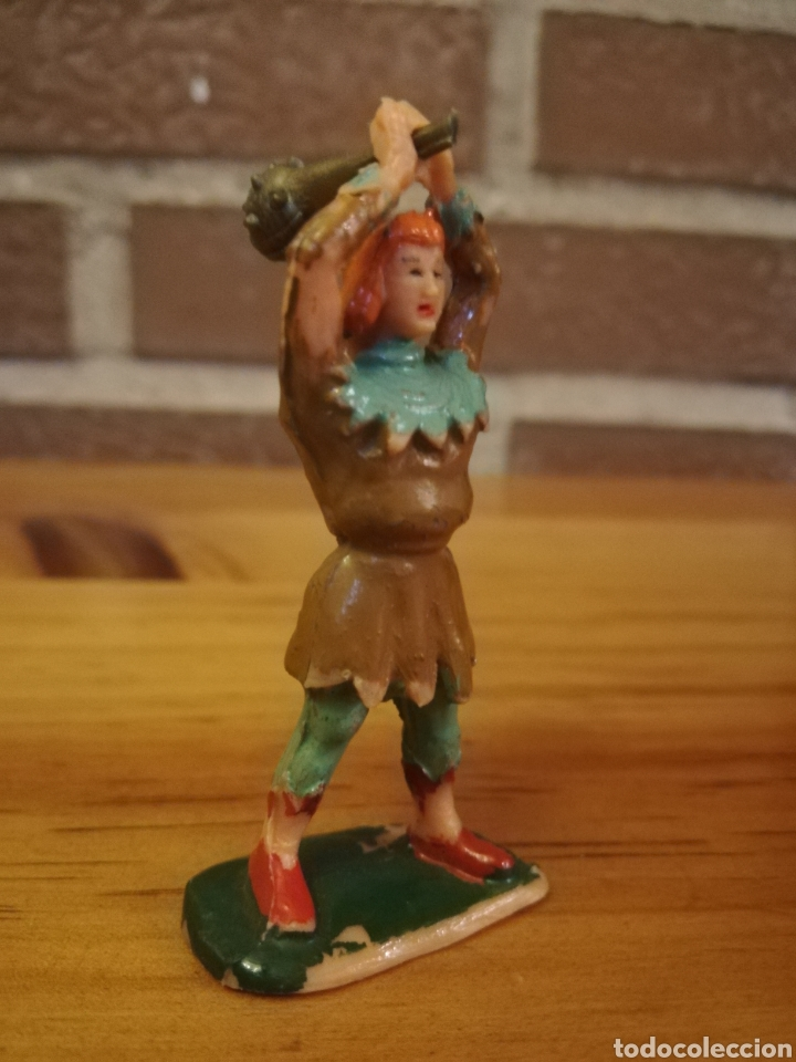 Figuras de Goma y PVC: Estereoplast Crispin Capitán Trueno - Foto 3 - 182730436