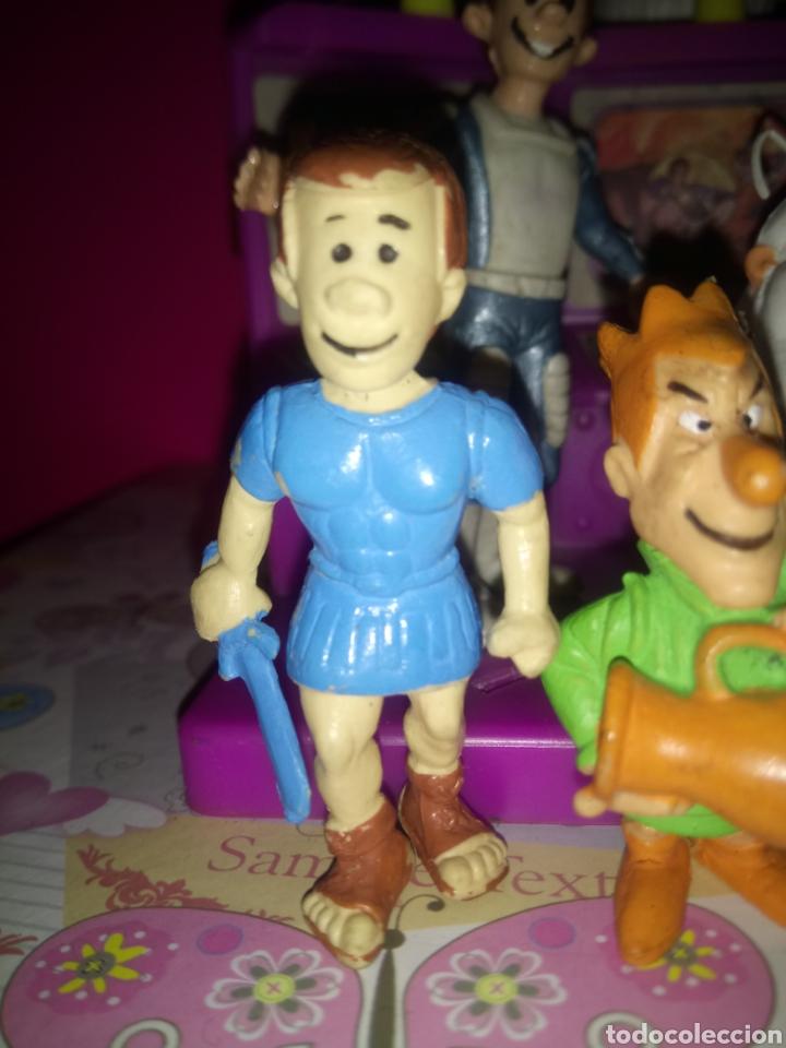 Figuras de Goma y PVC: ERASE UNA VEZ... el cuerpo humano, hombre, Américas. Comic Spain,Yolanda. Sabio, Kira, Pedrito...PVC - Foto 2 - 182735748
