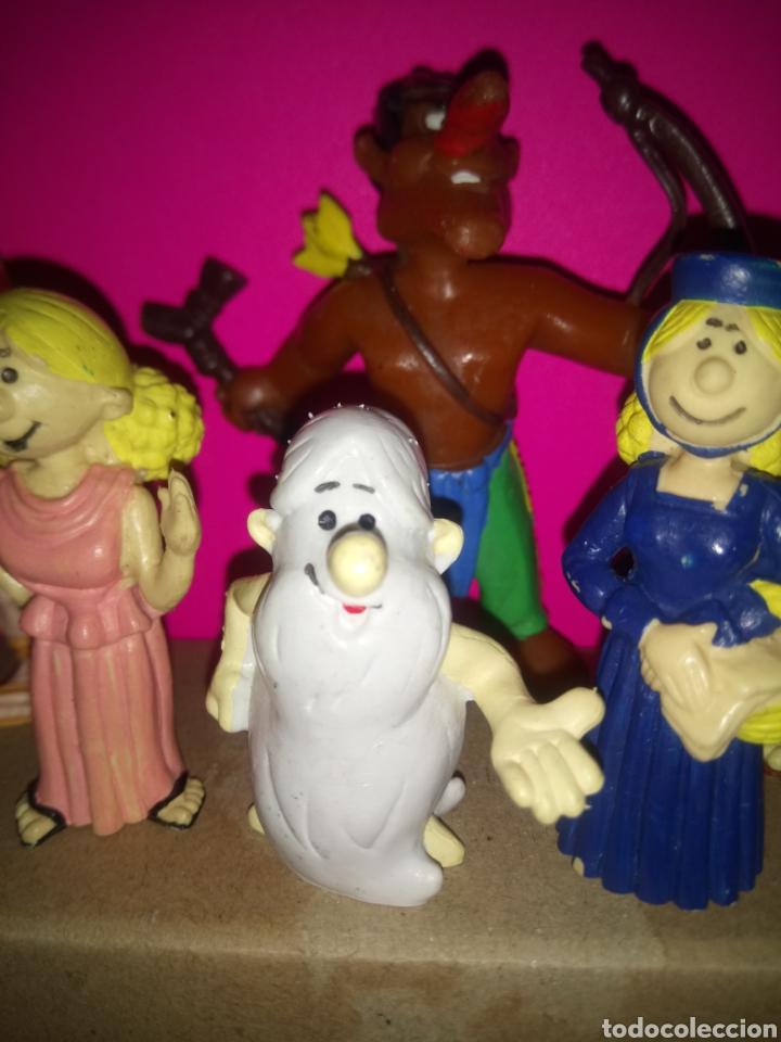 Figuras de Goma y PVC: ERASE UNA VEZ... el cuerpo humano, hombre, Américas. Comic Spain,Yolanda. Sabio, Kira, Pedrito...PVC - Foto 11 - 182735748