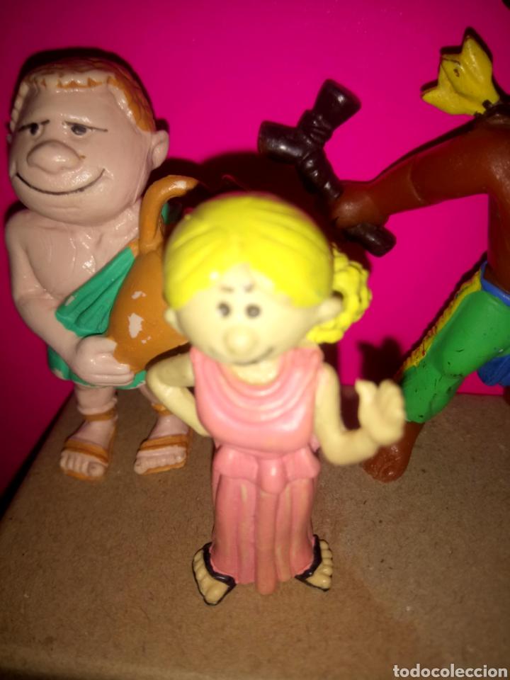 Figuras de Goma y PVC: ERASE UNA VEZ... el cuerpo humano, hombre, Américas. Comic Spain,Yolanda. Sabio, Kira, Pedrito...PVC - Foto 12 - 182735748