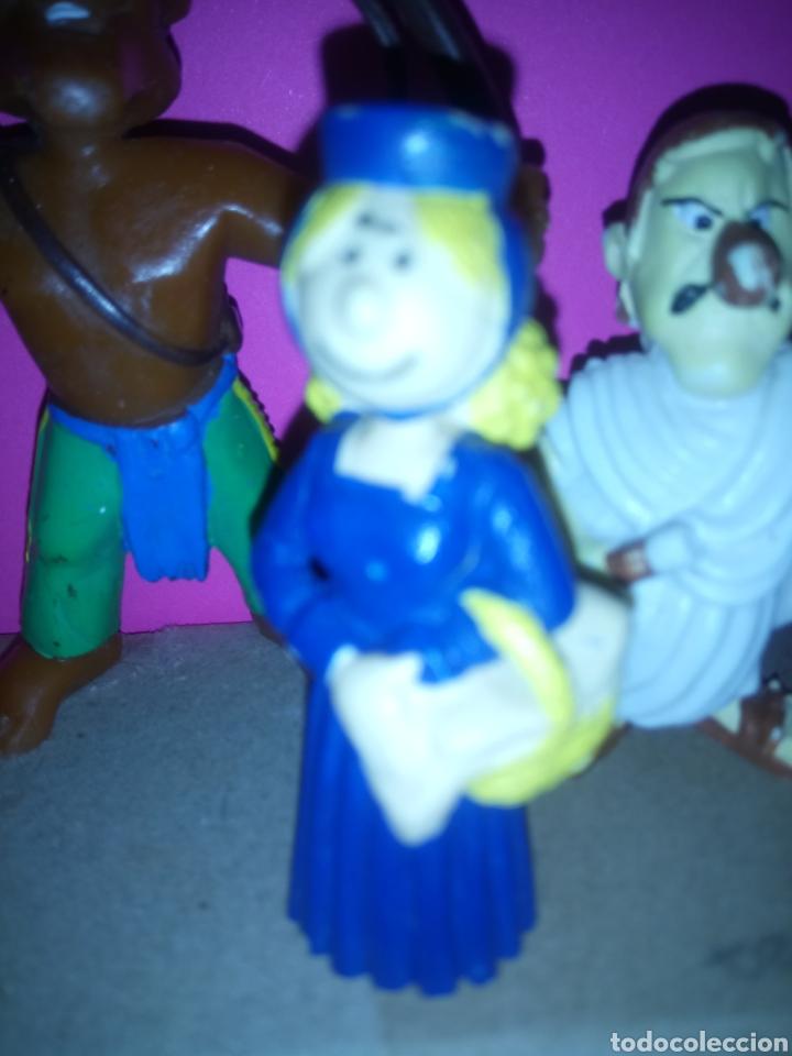 Figuras de Goma y PVC: ERASE UNA VEZ... el cuerpo humano, hombre, Américas. Comic Spain,Yolanda. Sabio, Kira, Pedrito...PVC - Foto 14 - 182735748