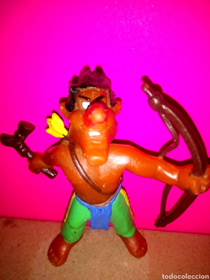 Figuras de Goma y PVC: ERASE UNA VEZ... el cuerpo humano, hombre, Américas. Comic Spain,Yolanda. Sabio, Kira, Pedrito...PVC - Foto 16 - 182735748