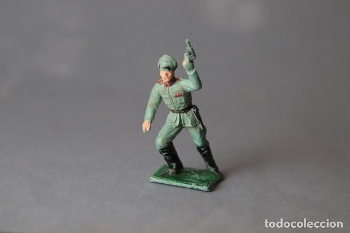 Figuras de Goma y PVC: 1 OFICIAL ALEMAN SEGUNDA GUERRA MUNDIAL. - Foto 2 - 182905730