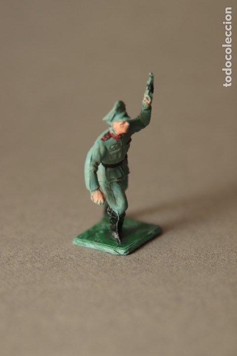 Figuras de Goma y PVC: 1 OFICIAL ALEMAN SEGUNDA GUERRA MUNDIAL. - Foto 3 - 182905730