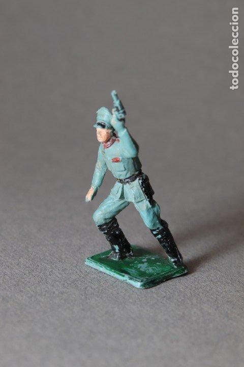 Figuras de Goma y PVC: 1 OFICIAL ALEMAN SEGUNDA GUERRA MUNDIAL. - Foto 4 - 182905730