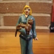 Figuras de Goma y PVC: ESTEREOPLAST JIN SIGRID CAPITAN TRUENO. Lote 182908123