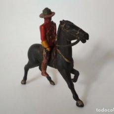 Figuras de Goma y PVC: POCOS MONTADA DEL CANADÁ REAMSA. Lote 182912171