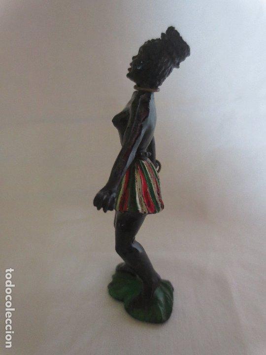 Figuras de Goma y PVC: BAILARINA AFRICANA DE LAFREDO - Foto 3 - 182955471