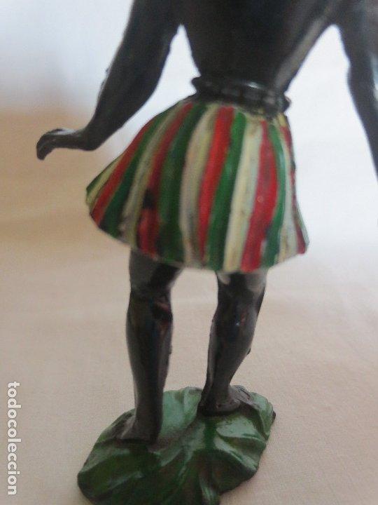 Figuras de Goma y PVC: BAILARINA AFRICANA DE LAFREDO - Foto 5 - 182955471