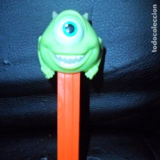 Dispensador Pez: MIKE DE MONSTRUOS S.A - DISNEY - DISPENSADOR CARAMELOS PEZ´2001 -. Lote 183059227