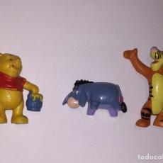 Figuras de Goma y PVC: LOTE WINNIE THE POOH. Lote 183178570