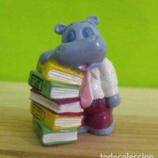 Figuras Kinder: FIGURA PVC KINDER SORPRESA COLECCIÓN HAPPY HIPPO COMPANY - 1994 - TRAUMER TOMMI. Lote 183198690