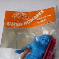 Figuras de Goma y PVC: SUPER - HOMBRES. PARACAIDISTAS CÓSMICOS. DE KIOSKO.. Lote 183250243
