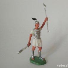Figurines en Caoutchouc et PVC: FIGURA ROJAS Y MALARET BATALLA DE ZAMA. Lote 208143872