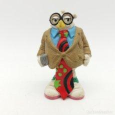 Figuras de Goma y PVC: FIGURA DE JEFF MACNELLY DE COMICS SPAIN 1986 - PERFESSER COSMO FISHHAWK. Lote 183273566