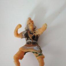 Figuras de Goma y PVC: FIGURA SAMURÁI DE ESTEREOPLAST. Lote 183299183