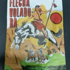 Figuras de Goma y PVC: SOBRE CERRADO FLECHA VOLADORA SERJAN TIPO MONTAPLEX. Lote 183329277