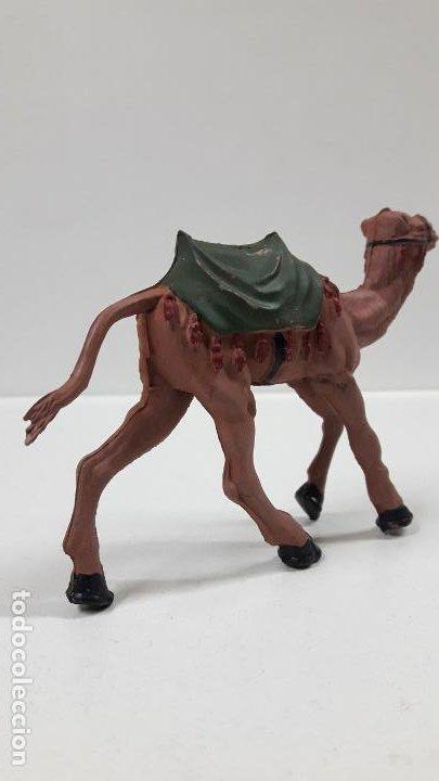 Figuras de Goma y PVC: CAMELLO . SERIE LAWRENCE DE ARABIA . REALIZADO POR REAMSA . AÑOS 50 EN GOMA - Foto 5 - 183374432