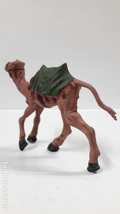 Figuras de Goma y PVC: CAMELLO . SERIE LAWRENCE DE ARABIA . REALIZADO POR REAMSA . AÑOS 50 EN GOMA - Foto 6 - 183374432