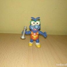 Figuras de Goma y PVC: FIGURA OSITO FOZZY LOS PEQUEÑECOS COMICS SPAIN 85 HA! PVC MUPPETS BABIES TELEÑECOS 1986. Lote 183387413