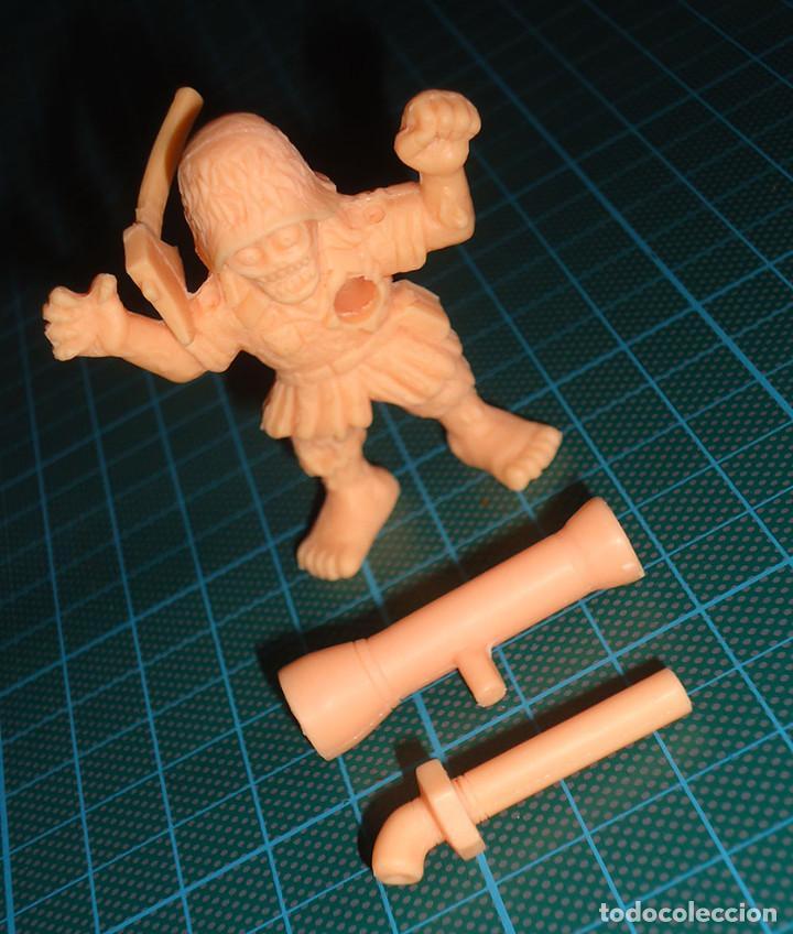 Figuras de Goma y PVC: FTWRTOY - Zombie Army - Keshi (Flesh Tone version) japan WF2015 winter - Foto 5 - 183442332