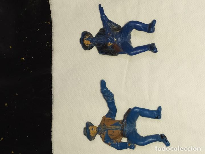 Figuras de Goma y PVC: Figuras la ponderosa fart west oeste comansi bonanza - Foto 2 - 183503515