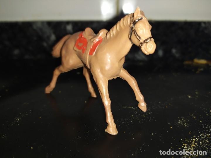 Figuras de Goma y PVC: Figuras la ponderosa fart west oeste comansi bonanza - Foto 5 - 183503515