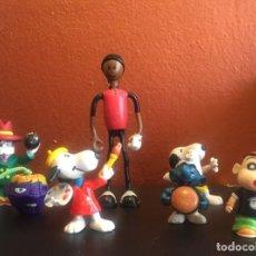 Figuras de Goma y PVC: LOTE FIGURAS PVC. Lote 183644706