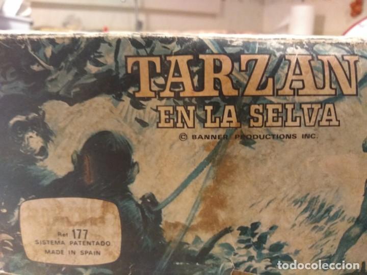 Figuras de Goma y PVC: Impresionante Comansi Tarzan en la Selva Ref. 177 - Foto 3 - 183720132