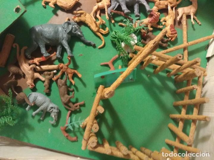 Figuras de Goma y PVC: Impresionante Comansi Tarzan en la Selva Ref. 177 - Foto 7 - 183720132