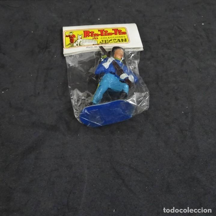 Figuras de Goma y PVC: JECSAN FEDERAL EN SU BOLSA ORIGINAL - Foto 2 - 183826997